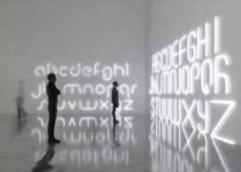 Design van de week: Alphabet of Light door BIG