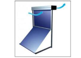 Vent-O-Sun integreert ventilatierooster met zonwering