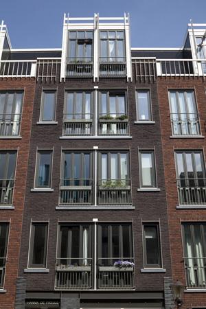 Anna Rooze Amsterdamse nieuwbouwprijs