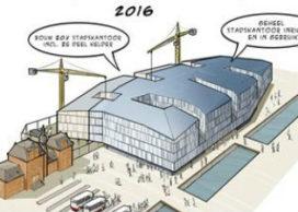 Bouwfasering Delfts stadskantoor en stationshal bekend