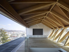 Wrap House in Japan