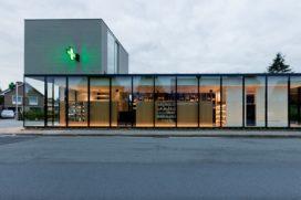 Apotheek in Sint-Martens-Latem (B) door CAAN