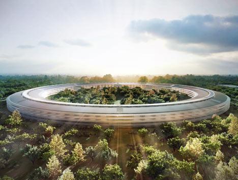 Apple Nieuwbouw
