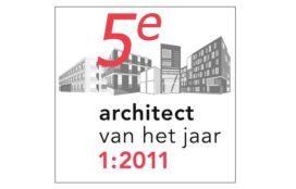 Genomineerden Architect van het Jaar Prijs 2011 bekend