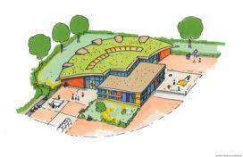 Jorissen Simonetti ontwerpt basisschool Emmeloord