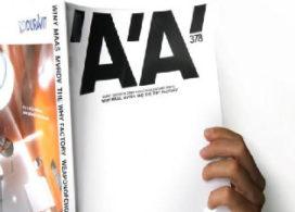 Winy Maas gast-hoofdredacteur l' Architecture d 'Aujourd'hui