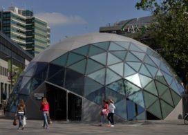 De Bubble in Eindhoven
