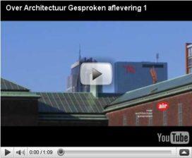 Architectuur op TV Rijnmond