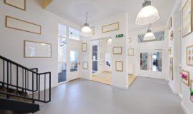 Renovatie basisschool in Amsterdam door NAP