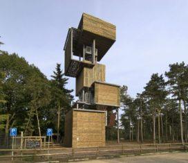 Uitkijktoren in Reusel