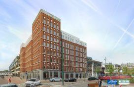 Belastingkantoor Den Haag getransformeerd tot studentenwoningen