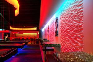 Bowling en poolcentrum Atoll in Rotterdam