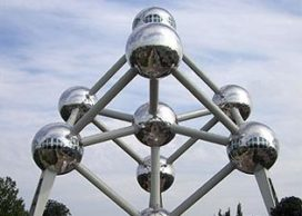 Architect Atomium overleden