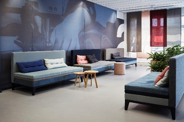 Auping van Odette Ex wint ARC15 Interieur Award - De Architect
