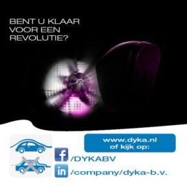 DYKA introduceert een revolutie in ventilatietechniek