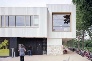 Openbare school De Dijk in Groningen Drost + van Veen architecten