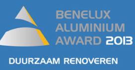 Inschrijving Benelux Aluminium Award 2013 Duurzaam Renoveren gestart