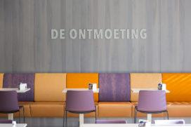 Interieur Rabobank Dommelstreek door Berix Interieur