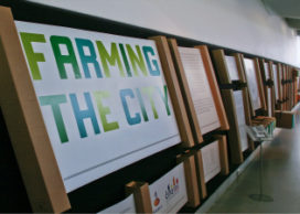 Farming the city in ARCAM
