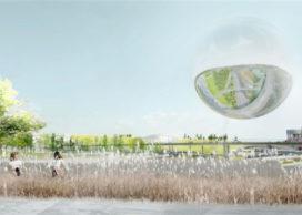 BIG ontwerpt toegangspoort Stockholm