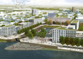 KCAP hervormt Noorderhaven in Zutphen