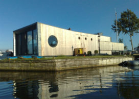 Woonboot in Akersloot