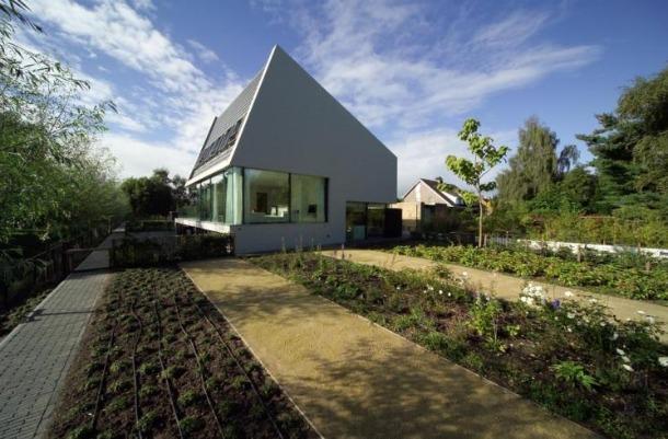 villa in waalwijk door m3h architecten