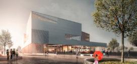 Bouwstart bibliotheek China van schmidt hammer lassen