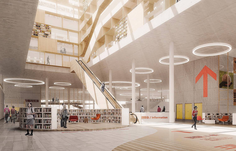 Schmidt_Hammer_Lassen_Bibliotheek_China