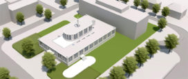 Onderwijsmuseum onthult plannen De Holland