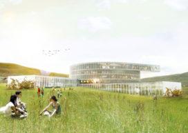 BIG ontwerpt grootste onderwijsproject op Faeröerse eilanden