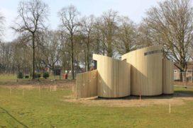 Bio-Based Bijenpaviljoen in Nijmegen