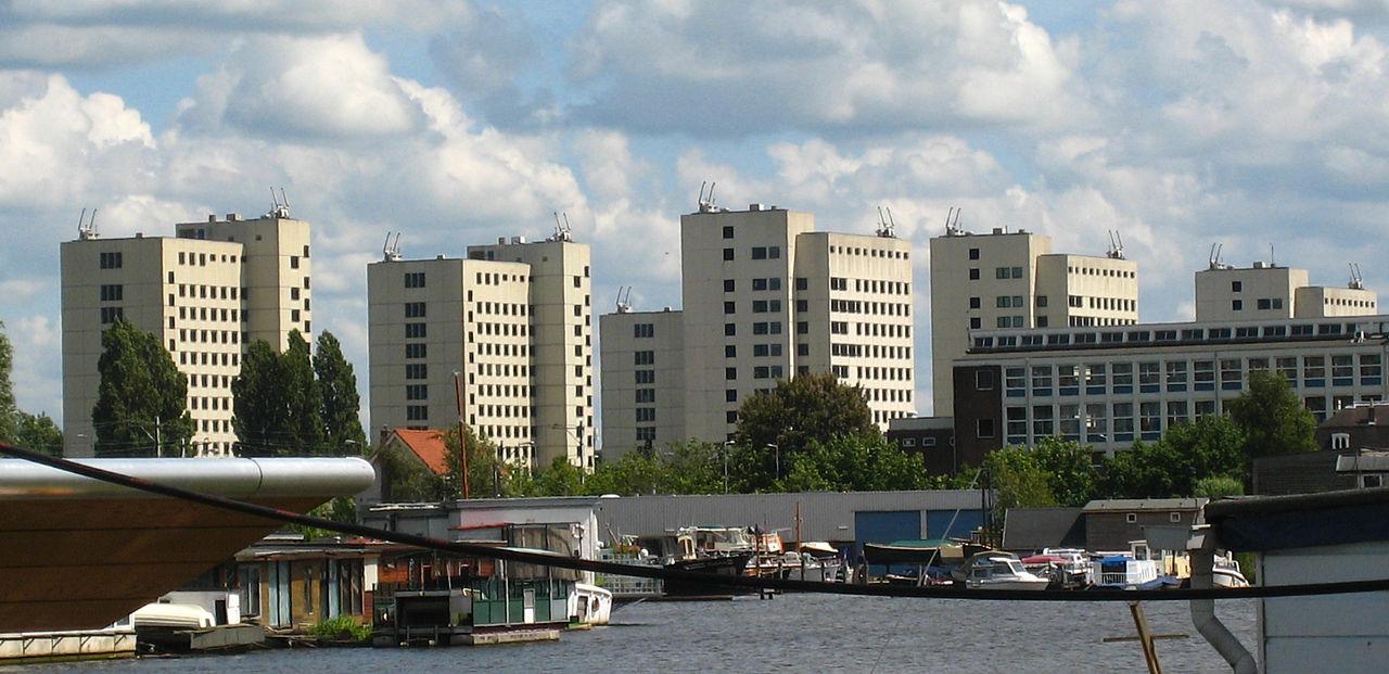 Bijlmerbajes Amsterdam