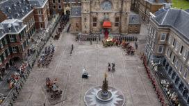 'Snelle renovatie' voor het Binnenhof