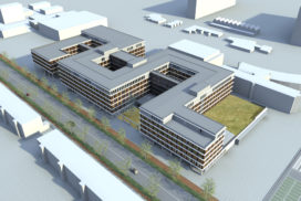 Reinier de Graaf Ziekenhuis Delft vooraf te bekijken