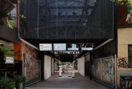 BMW Guggenheimlab in New York (VS)