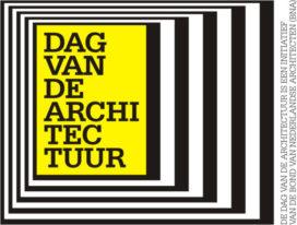 Nieuwe datum Dag van de Architectuur