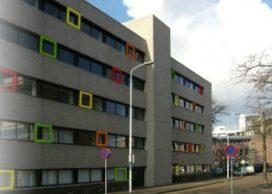107 studentenwoningen in voormalig kantoorgebouw in Eindhoven