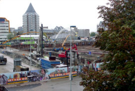 Mijn straat in hartje Rotterdam