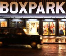 Amsterdam krijgt pop-up winkelcentrum