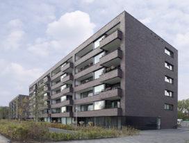 270 appartementen Breda, Binnen – Buiten