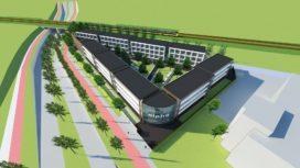 Bouw studentenwoningen Breda binnenkort van start