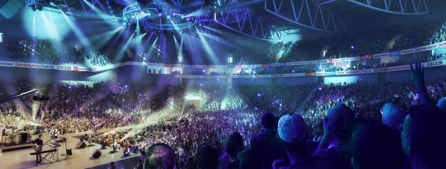Bristol Arena Populous