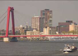Metamorfose Willemsbrug Rotterdam