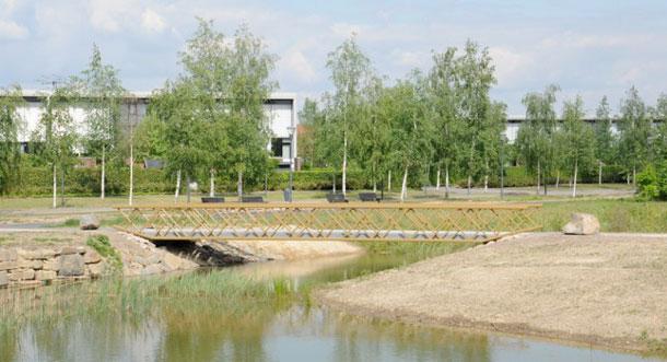 Brug Park Meerland