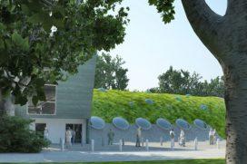 Arter ontwerpt Hoveniersgebouw Brussel
