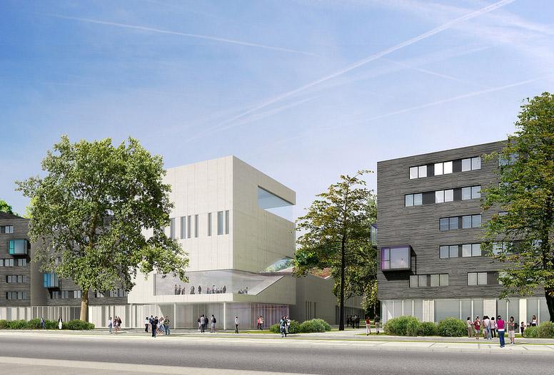 Brussel VU Campus