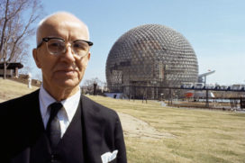 Video van de Week: Interview met Buckminster Fuller