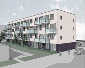 Nieuwbouw 55-pluswoningen in Buitenveldert