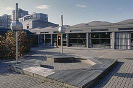 BPD in voormalig burgerweeshuis Amsterdam